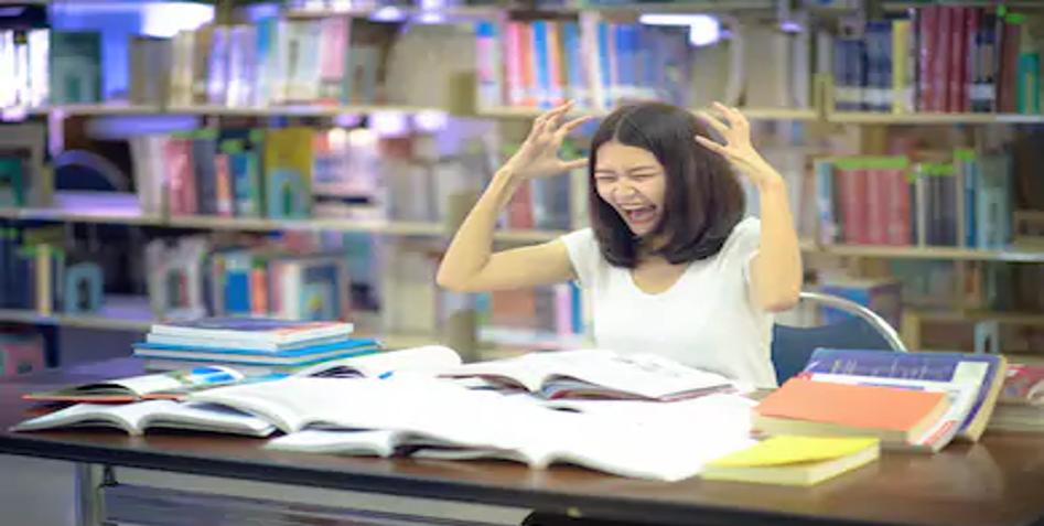 examination stress students
